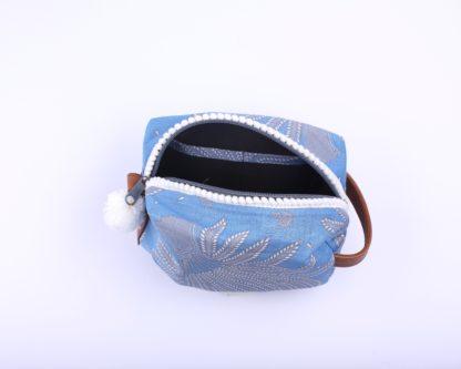 Flores Bag blue
