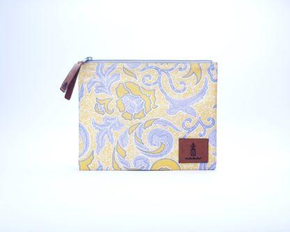 Nias bag grey-yellow