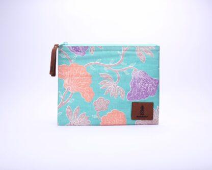 Nias bag mint-coral