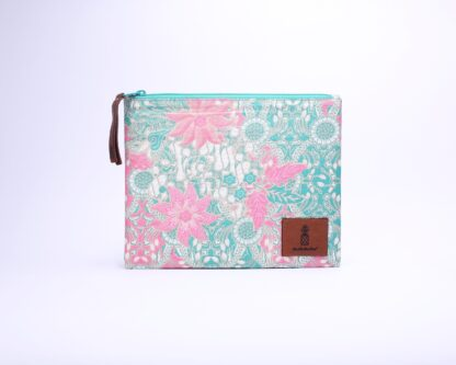 Nias bag mint-rose